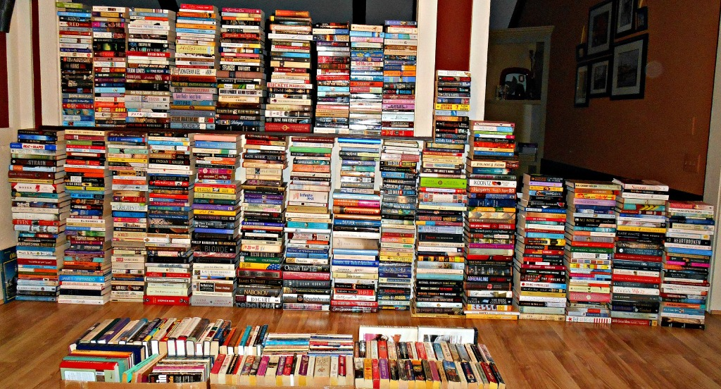 bookwall2014