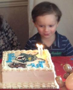 4th birthday 3
