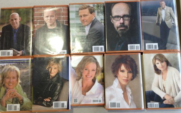 author photos