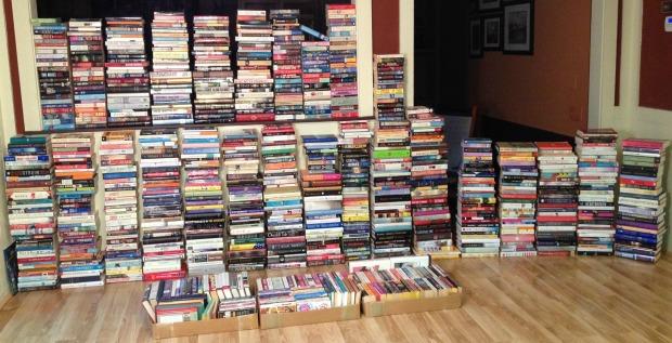 bookwall 2015